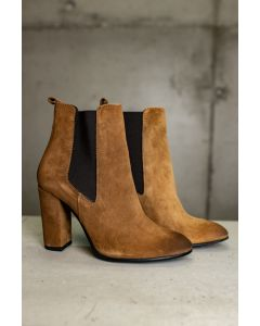 Ankle Boots hoch - K212