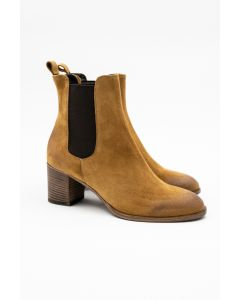 Ankle Boots hoch - 5501