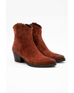 Ankle Boots hoch - 4781